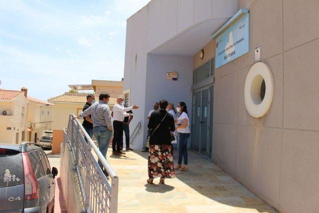 Los consultorios de Isla Plana y el Cavnana en La Manga reabren este miércoles - 1, Foto 1