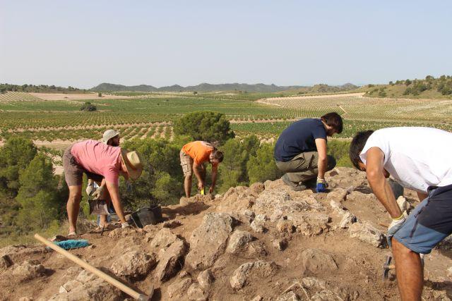 Excavaciones Gorgociles del Escabezado - Jumilla - 1, Foto 1