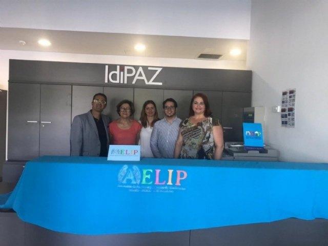 AELIP y el CIBERER firman un convenio de colaboración - 2, Foto 2