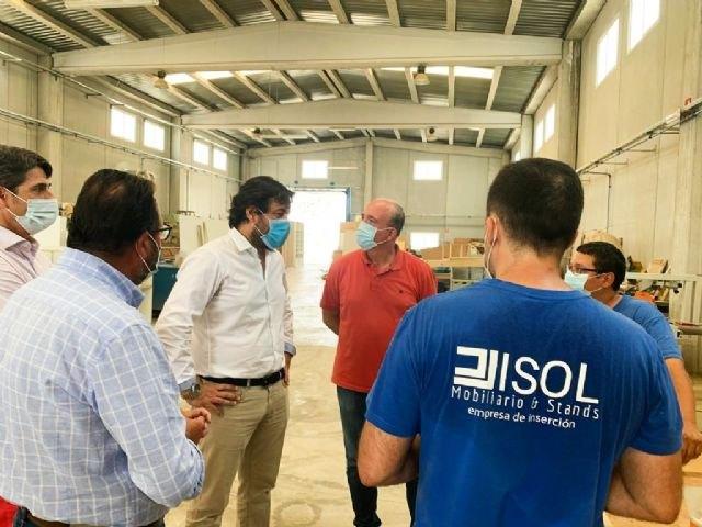Empleo prepara ayudas de 400.000 euros para empresas de inserción de personas vulnerables - 1, Foto 1