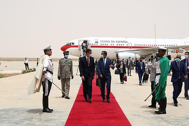 Sánchez reitera el alto compromiso de España con la región estratégica del Sahel - 2, Foto 2