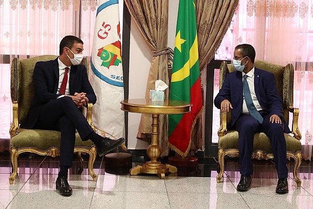 Sánchez reitera el alto compromiso de España con la región estratégica del Sahel - 3, Foto 3