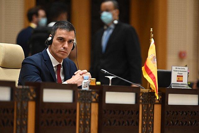 Sánchez reitera el alto compromiso de España con la región estratégica del Sahel - 4, Foto 4