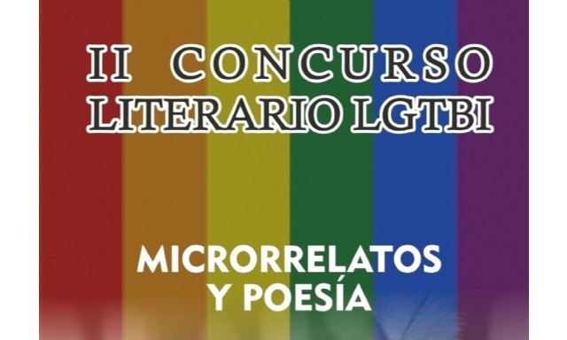 [La Concejalía de Igualdad da a conocer el fallo del II Concurso Literario LGTBI de Microrrelatos y Poesía, en el que se han presentado cerca de 200 trabajos