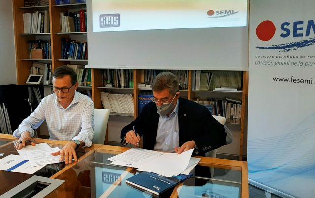 SEMI y SEIS firman un convenio para impulsar el avance científico y técnico de la salud digital en España - 1, Foto 1