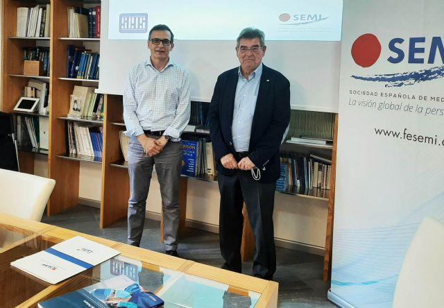 SEMI y SEIS firman un convenio para impulsar el avance científico y técnico de la salud digital en España - 2, Foto 2