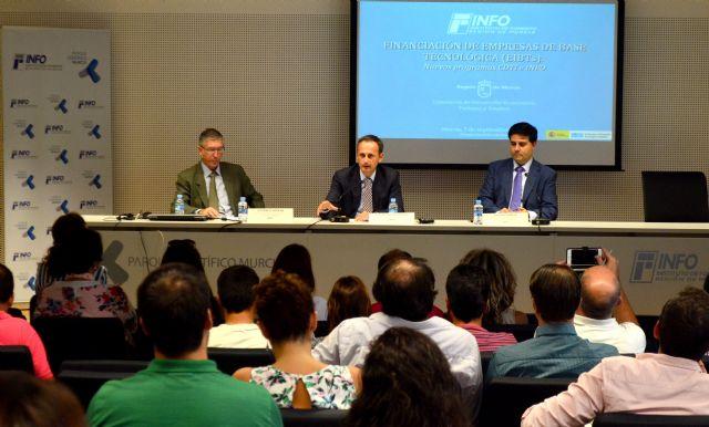 Una de cada siete empresas de base tecnológica españolas nace en la Región - 1, Foto 1