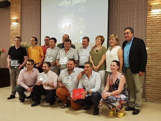 La Asociación de Comerciantes de Totana entregó sus premios en el marco de la 5ª Cena Gala - 1, Foto 1