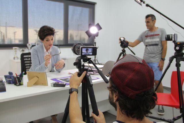 Comienza en Puerto Lumbreras el rodaje del proyecto audiovisual 'Milenials de pueblo' - 2, Foto 2