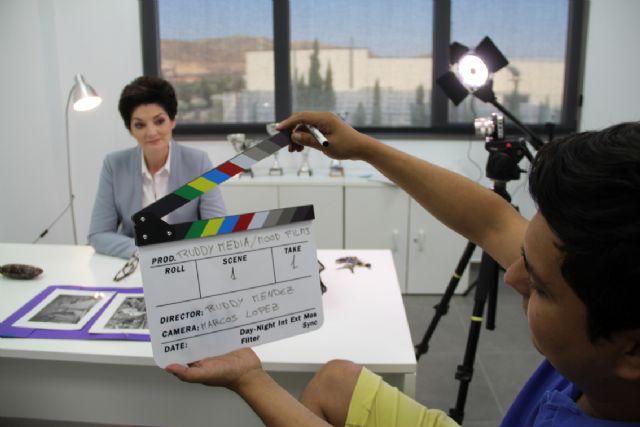 Comienza en Puerto Lumbreras el rodaje del proyecto audiovisual 'Milenials de pueblo' - 4, Foto 4