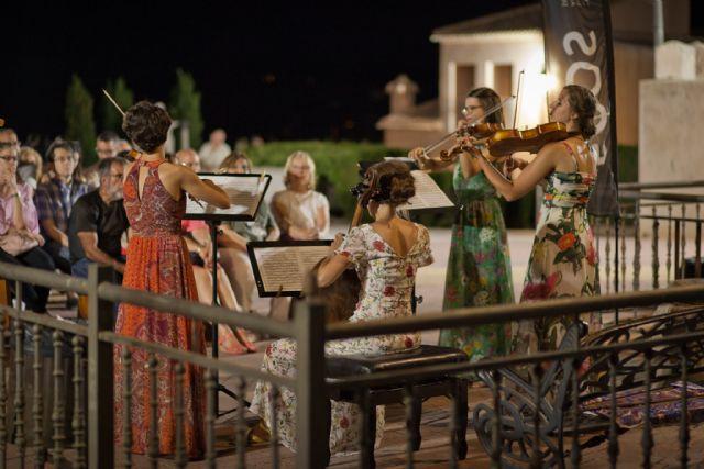 La música antigua echa raíces en el Territorio Sierra Espuña, Foto 1