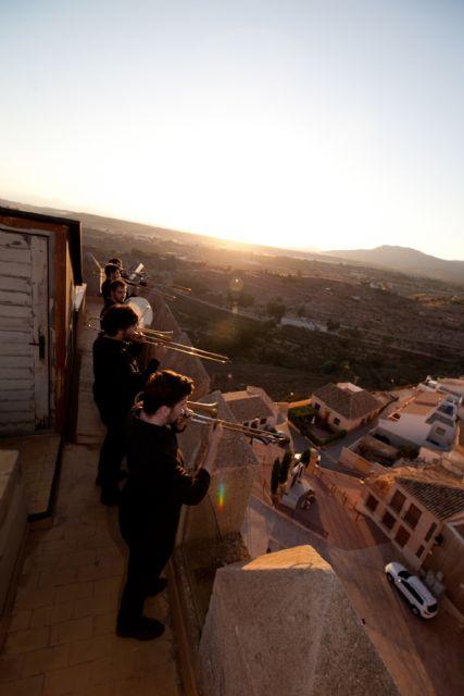 La música antigua echa raíces en el Territorio Sierra Espuña, Foto 2