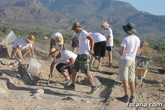 """Unos 20 voluntarios participan en el V Campo de Trabajo Arqueológico de """"Las Cabezuelas"""", que se celebra hasta el 3 de agosto - 1, Foto 1"""