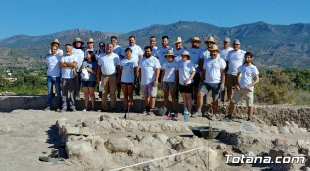 """Unos 20 voluntarios participan en el V Campo de Trabajo Arqueológico de """"Las Cabezuelas"""", que se celebra hasta el 3 de agosto - 3, Foto 3"""