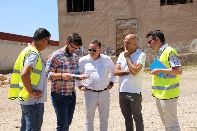Las obras del vial de acceso a El Praíco comenzarán esta semana, Foto 2