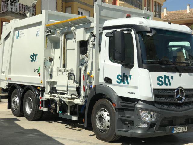 Torre Pacheco se convierte en el primer municipio de la Región en contar con camiones de recogida de basura híbridos - 5, Foto 5
