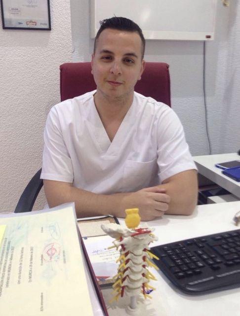 El alumno de la UMU Paco Cascales, primer sordo profundo de nacimiento sin ayudas técnicas que se gradúa en la universidad española - 2, Foto 2