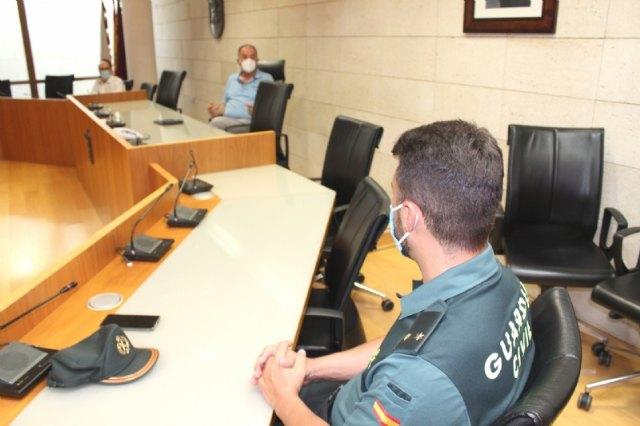 La Mesa de Coordinaci�n Local de Seguimiento del COVID-19 coordina las actuaciones de vigilancia y control para los pr�ximos siete d�as tras prorrogarse la fase 1, Foto 2