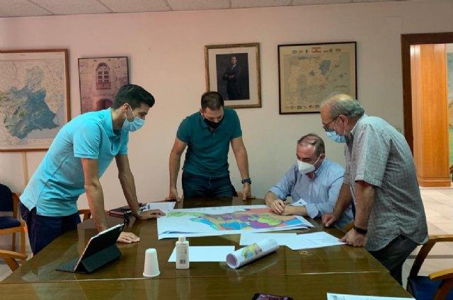 Reunión de Urbanismo para avanzar en la aprobación del Plan General de Alguazas - 1, Foto 1