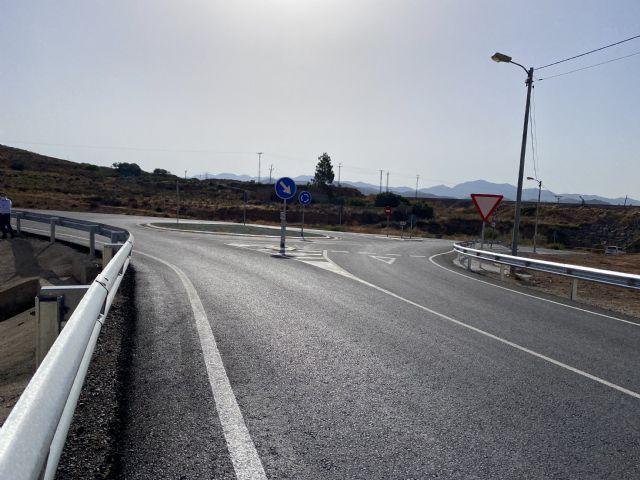 El Gobierno regional iniciará en septiembre las obras de la carretera RM-D17 que conecta Puerto Lumbreras con Almendricos - 3, Foto 3