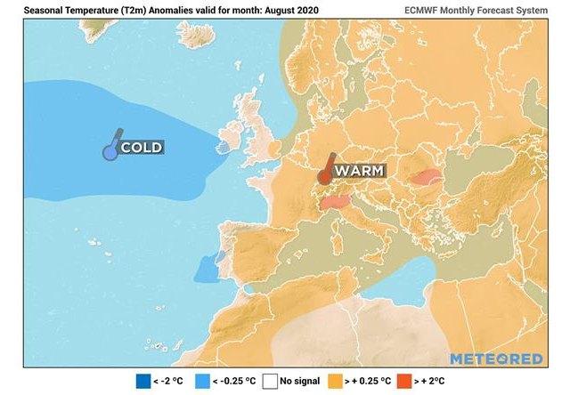 Se prevé un agosto más caluroso de lo normal - 1, Foto 1