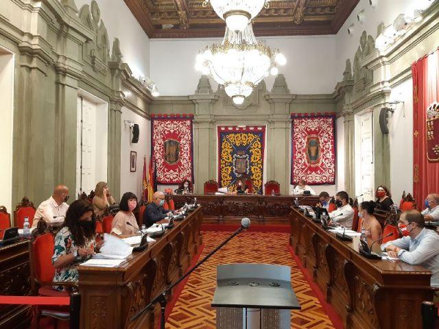 MC consigue que el Pleno exija al Gobierno regional que Cartagena cuente con una Unidad de Quemados - 1, Foto 1