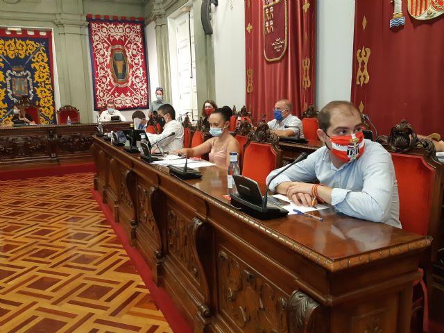 MC consigue que el Pleno exija al Gobierno regional que Cartagena cuente con una Unidad de Quemados - 3, Foto 3