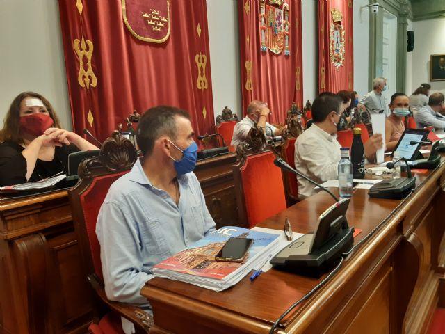 MC consigue que el Pleno exija al Gobierno regional que Cartagena cuente con una Unidad de Quemados - 4, Foto 4