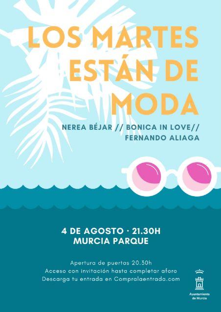 Las colecciones de Nerea Béjar, Bonica in Love y Fernando Aliaga protagonizarán ´Los martes están de moda´ - 1, Foto 1
