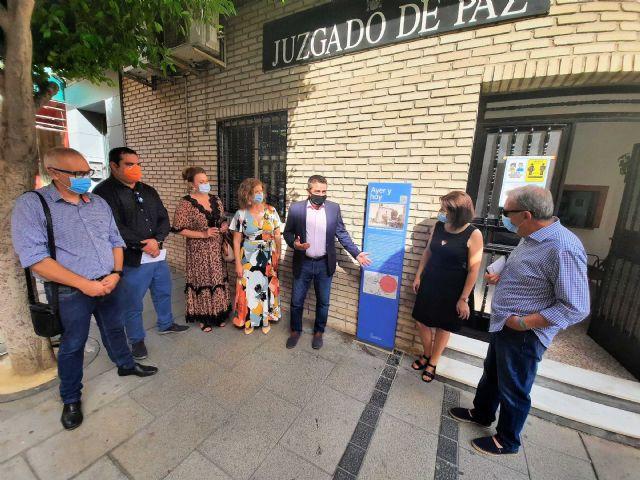 Alcantarilla recrea la historia del Ayer y hoy de los principales monumentos y lugares para conocer el pasado de la ciudad - 1, Foto 1