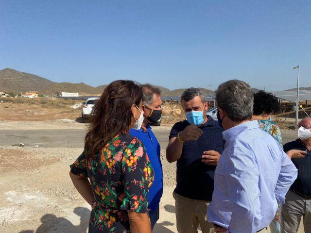 """El PP invierte 3,8 millones de euros en la mejora de la carretera de Almendricos"""" - 4, Foto 4"""