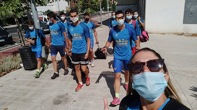 El UCAM Atletismo Cartagena sigue en Temporada - 1, Foto 1