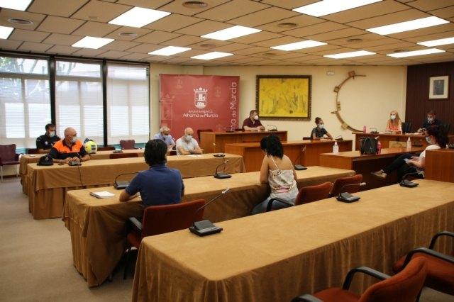 Alhama mantiene una semana más las restricciones en espacios de ocio e instalaciones municipales, Foto 1