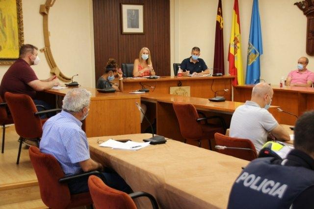 Alhama mantiene una semana más las restricciones en espacios de ocio e instalaciones municipales, Foto 2