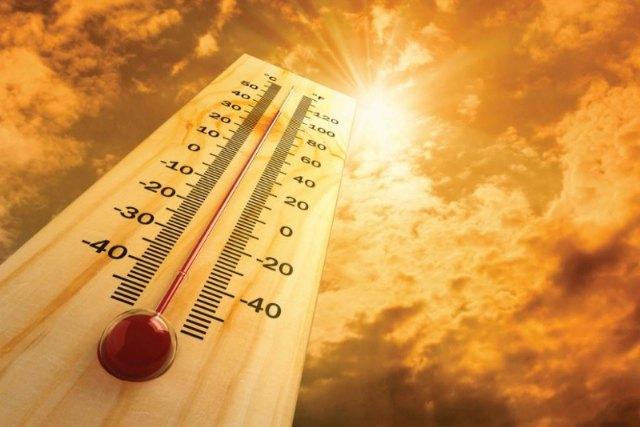 Meteorología advierte de temperaturas de hasta 40 grados hasta el sábado, Foto 1