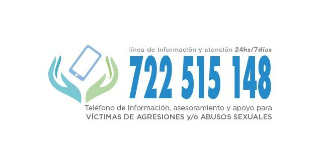 Atención inmediata las 24 horas del día para mujeres víctimas de agresiones sexuales