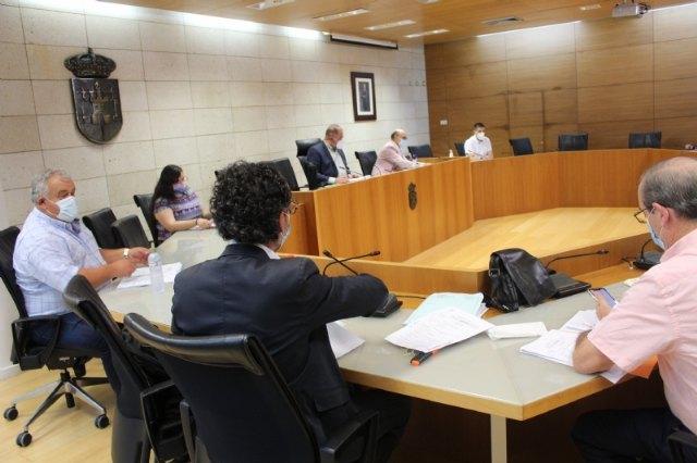 [El Pleno aprueba el Presupuesto General Municipal del ejercicio 2021, con los votos a favor de los Grupos Municipales Ganar Totana-IU y Socialista