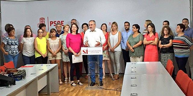 El PSOE exige a la Consejer�a de Educaci�n que escuche a la comunidad educativa y pide la derogaci�n del decreto de rev�lidas, Foto 1