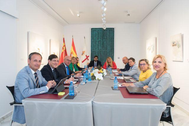 El Consejo de Gobierno de la Región de Murcia inicia el nuevo curso político en Mazarrón - 1, Foto 1