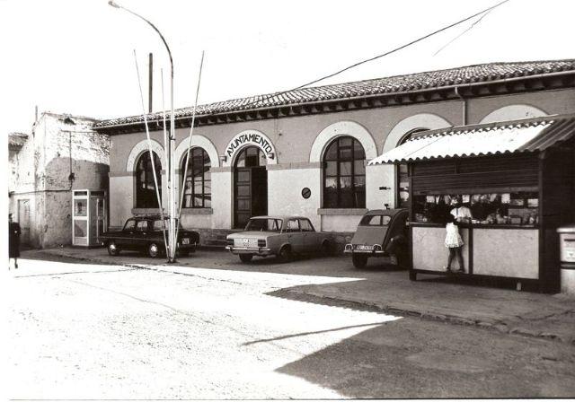 El Ayuntamiento de Campos del Río comienza los trabajos de organización y descripción del nuevo Archivo Municipal - 1, Foto 1