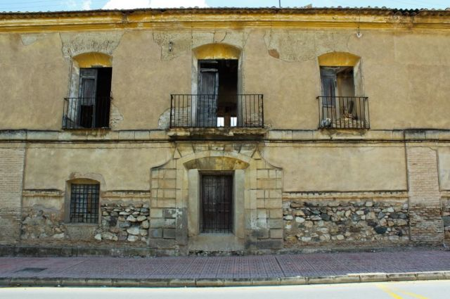 Investigadores de la UPCT piden protección para posadas históricas en ruina como la de Librilla - 1, Foto 1