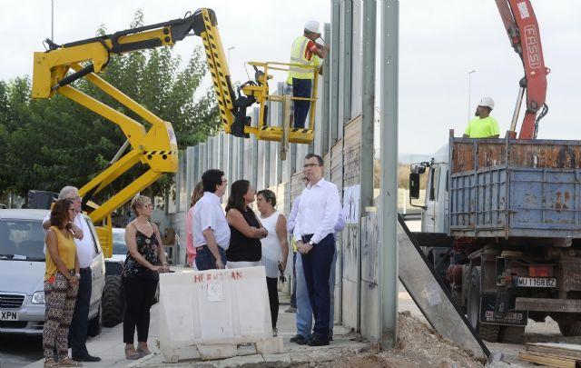 Las 80 plazas del nuevo parking de San Antón estarán a disposición de los murcianos este otoño - 2, Foto 2