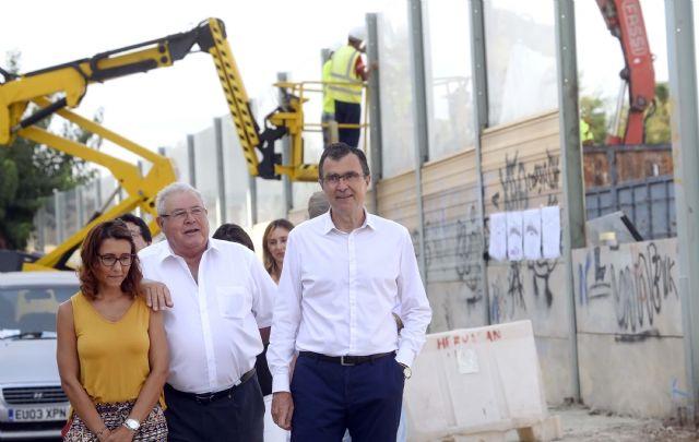 Las 80 plazas del nuevo parking de San Antón estarán a disposición de los murcianos este otoño - 3, Foto 3