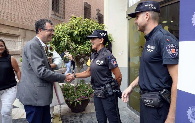 Nace la Policía Turística para consolidar a Murcia como destino internacional seguro y competitivo - 1, Foto 1