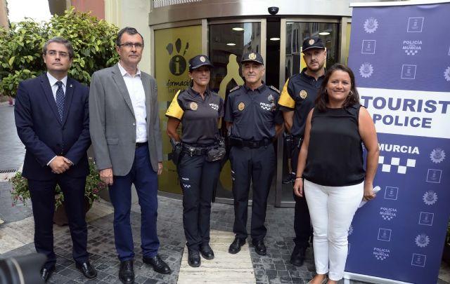 Nace la Policía Turística para consolidar a Murcia como destino internacional seguro y competitivo - 3, Foto 3