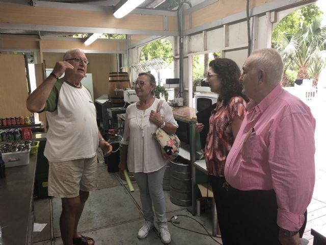 Consumo inspeccionará cerca de 160 establecimientos de alimentación de los distintos recintos festeros - 1, Foto 1