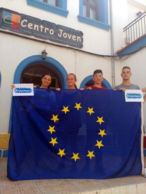Jóvenes caravaqueños participan en un encuentro europeo en la ciudad húngara de Bordany - 1, Foto 1