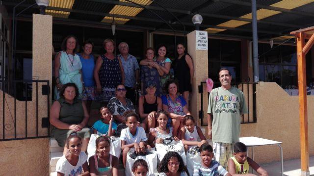 Los niños y niñas del Programa Vacaciones en Paz se despiden de Águilas hasta el próximo verano - 2, Foto 2