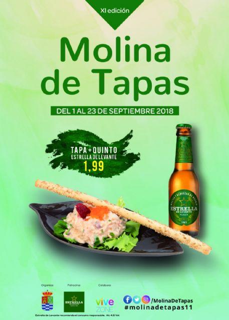 Molina de Tapas cumple once años con una amplia oferta gastronómica y de ocio - 4, Foto 4