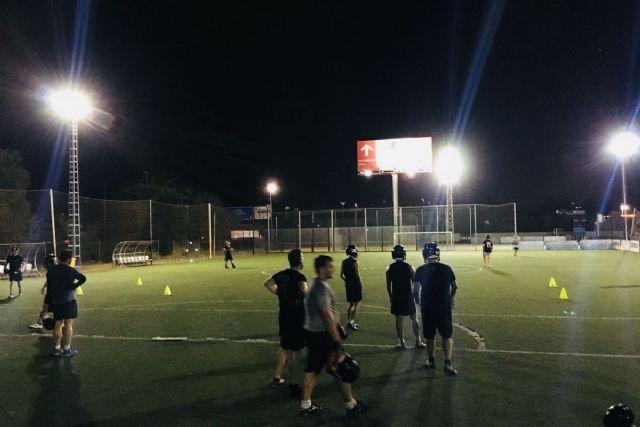 Comienza la temporada de fútbol americano en Cartagena - 1, Foto 1